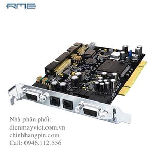 RME HDSP 9632 - PCI Digital Audio
