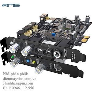 RME HDSPe MADI - PCIe