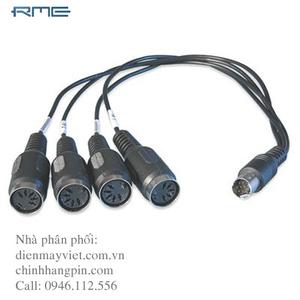 RME MIDI Breakout Cable