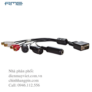 RME Unbalanced Breakout Cable