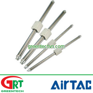 Pneumatic cylinder / double-acting / rodless / magnetically-coupled   RMS series   Airtac Vietnam  