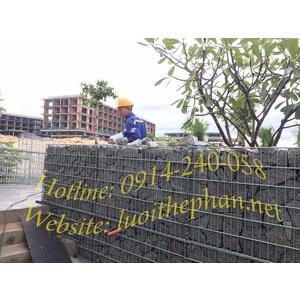 Rọ đá lưới thép hàn