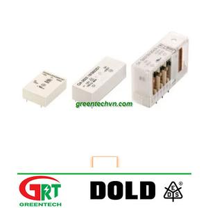 Rơ le 12VDC | 12VDC electromechanical relay| Dold Vietnam