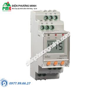 Rơ le bảo vệ điện áp và tần số 900VPR-2-280/520V Selec