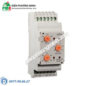 Rơ le bảo vệ điện áp VPRA2M Selec - Model VPRA2M
