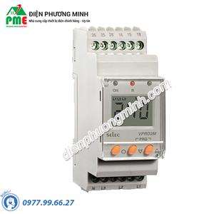 Rơ le bảo vệ điện áp VPRD2M - BL Selec - Model VPRD2M - BL