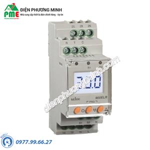Rơ le bảo vệ dòng điện 1 pha Selec - Model 900CPR-1-230V
