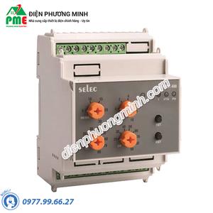 Rơ le bảo vệ dòng điện đa chức năng PPRA-4M-3-415V Selec