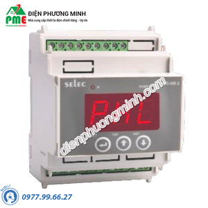 Rơ le bảo vệ dòng điện đa chức năng PPRD-4M-3-415V Selec
