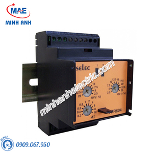 Rơ le bảo vệ - Model VPR604 protection relay (relay bảo vệ)
