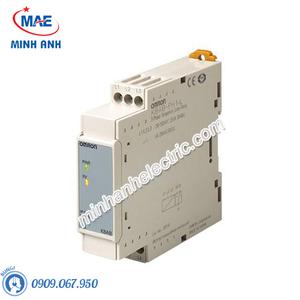 Rơ le bảo vệ nguồn - Model K8AB-PW giám sát áp 3 pha