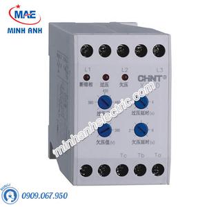 Rơ le bảo vệ pha & điện áp - Model XJ3-D