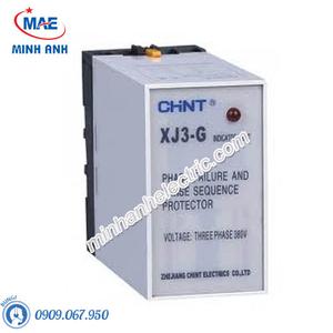 Rơ le bảo vệ pha & điện áp - Model XJ3-G