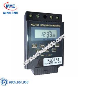 Rơ le điện tử thời gian thực - Model KG316T