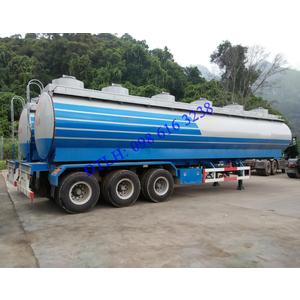 Rơ Moóc bồn Xitec chở xăng dầu 39000 lít 39 khối 6 khoang LHY94000CY