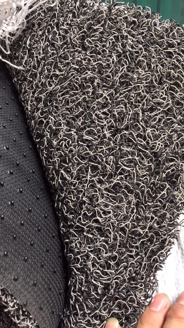 Thảm nhựa rối 3 màu chống trơn cao cấp