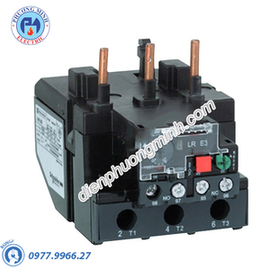 Rơle nhiệt 17-25A sử dụng với Contactor LC1E40-E95 - Model LRE322