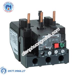 Rơle nhiệt 55-70A sử dụng với Contactor LC1E80-E95 - Model LRE361