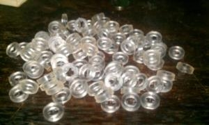 Ron nhựa PVC