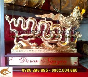 Rồng thời lý rồng thăng long,quà tặng đối tác văn hóa Việt