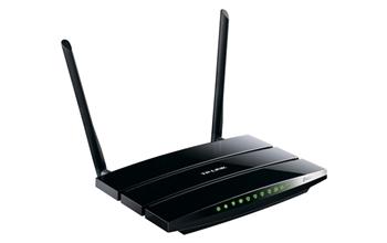 Router Gigabit băng tần kép không dây N600 TP-LINK TL-WDR3500