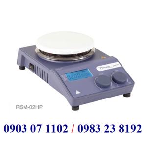 Máy khuấy từ có gia nhiệt ,đầu dò nhiệt Model:RSM 02 HP