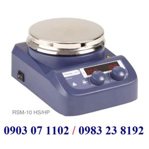 Máy khuấy từ có gia nhiệt Model: RSM 10 HS