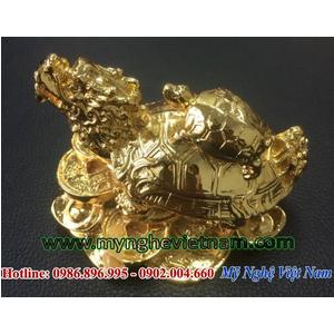 Rùa đầu Rồng, rùa phong thủy, nên đặt ở hướng Bắc của ngôi nhà