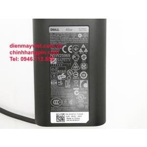 Sạc (adapter) Dell XPS12 XPS13 L321X 19.5V2.31A 45W Genius chính hãng original