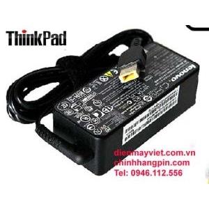 Sạc (adapter) Lenovo ThinkPad T440 X230S x240 T440S 45W miệng vuông 0B47034 original chính hãng