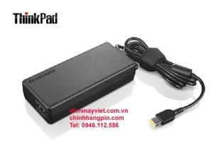 Sạc (adapter) Lenovo Thinkpad T440P T540P W540 4X20E50572 135W cổng vuông, đầu kim original