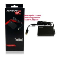 Sạc (adapter) Lenovo ThinkPad X1 Carbon/X230S/S3/S5/X240/X250 0C52638 65W miệng vuông slim original