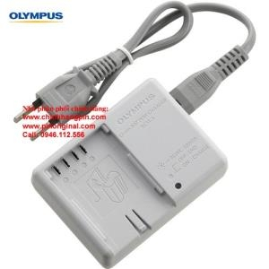 Sạc (adapter) máy ảnh Olympus BCM-5 cho Pin (battery) máy ảnh Olympus BLM-5 Lithium-Ion chính hãng