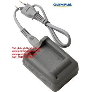 Sạc (adapter) máy Olympus BCS-5 cho Pin (battery) máy ảnh Olympus BLS-5 Li-Ion chính hãng