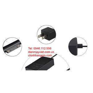 Sạc (adapter) Microsoft Surface Book 15V 4A 65W chính hãng