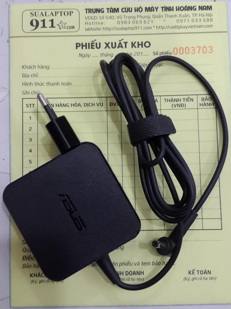 sạc laptop asus X556U