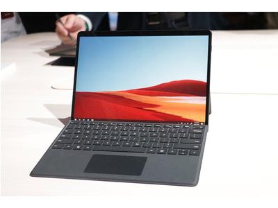 Microsoft Surface Pro X (Microsoft SQ1 | Ram 16GB | SSD 256GB | 13 inch WQXGA+ Touch) New 100%