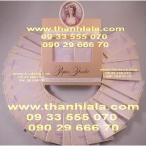 Sách phấn thấm dầu Lehcaresor Papier Poudré® Rose White Rachel - 0902966670 - 0933555070