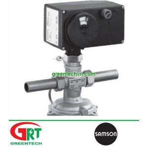 Samson T 3135 | Van màng điều chỉnh lưu lượng Samson T 3135 | Diaphragm flow regulator Samson T 3135