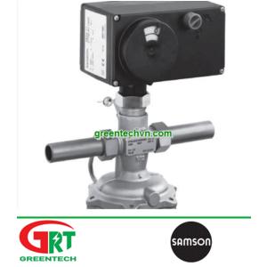 Samson T 3136 | Van màng điều chỉnh lưu lượng Samson T 3136 | Diaphragm flow regulator Samson T 3136