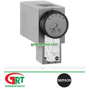 Samson T 5822   Bộ điều khiển van Samson T 5822   Linear valve actuator Samson T 5822