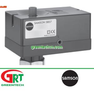 Samson T 5857   Bộ điều khiển van Samson T 5857   Linear valve actuator Samson T 5857