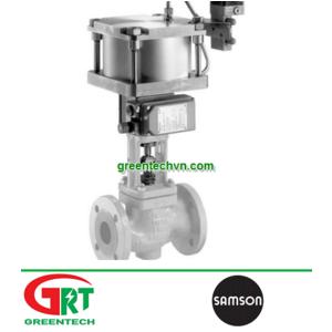 Samson T 8314   Bộ điều khiển van Samson T 8314   Linear valve actuator Samson T 8314