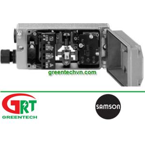 Samson T 8355   Bộ điều khiển vị trí Samson T 8355   Linear valve positioner Samson T 8355