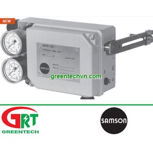 Samson T 8359   Bộ điều khiển vị trí Samson T 8359   Linear valve positioner Samson T 8359