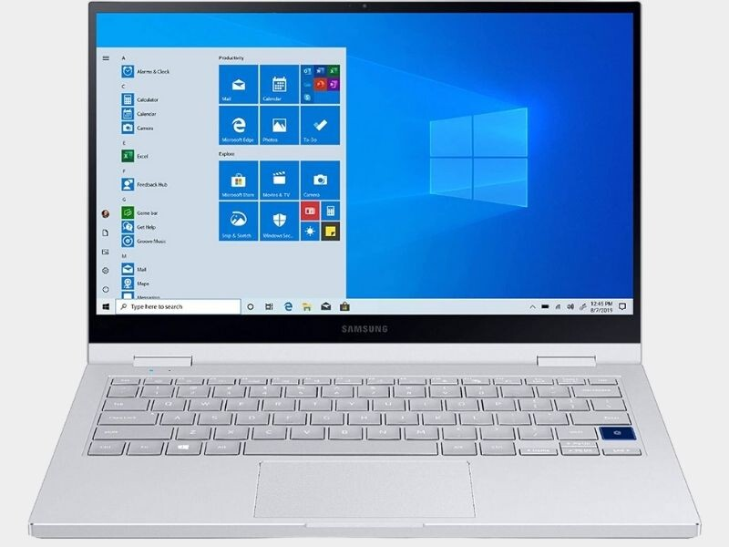 Samsung Galaxy Book Flex Alpha 2021   i5-1135G7   8GB   SSD 256GB   IrisXeG7   13.3'' FHD OLED New
