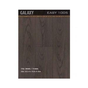 SÀN NHỰA GALAXY - 3mm - VÂN GỖ