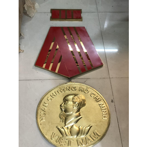 Sản xuất huân chương mô hình treo phòng truyền thống bằng đồng