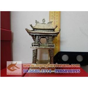 Sản xuất quà tặng, tượng khuê văn các bằng đồng