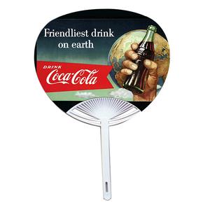 Sản xuất quạt nhựa quảng cáo, quạt cầm tay Model: PN-015